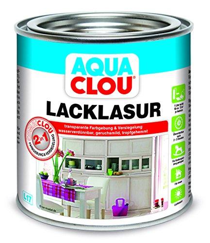 AQUA COMBI-CLOU Lack-Lasur grün 0,375 L