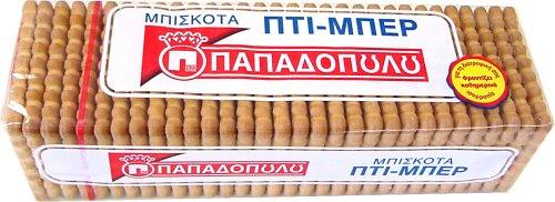 Petit - Beurre, süße Kekse, Papadopoulou, 225gr