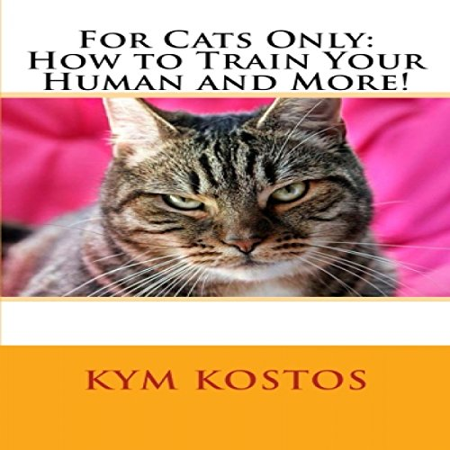 For Cats Only audiobook cover art