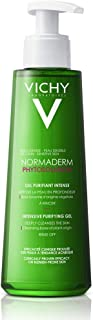 Vichy Normaderm Daily Acne Treatment Face Wash, Salicylic Acid Face Cleanser For Oily & Acne Prone Skin