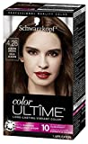 Schwarzkopf Color ultime permanent hair color creme, glam nights, 4.28 auburn brown