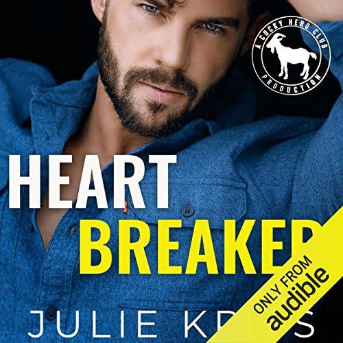 Heartbreaker Audiobook By Julie Kriss, Hero Club cover art