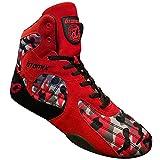Otomix STINGRAY ESCAPE Fitness Bodybuilding scarpe - Red Camo/in rosso., Multicolore (Camo rosso), 42 EU