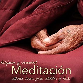 Meditación – Relajación y Serenidad con Música Suave para Meditar y Reiki