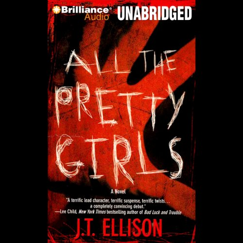 All the Pretty Girls audiobook cover art