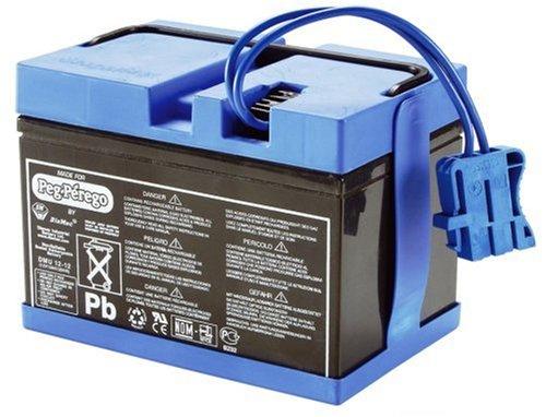 Peg Perego KB0015 - Batterie 12V 12Ah für 12V Fahrzeuge