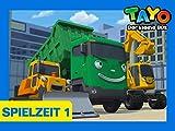 Tayo Spielzeit 1 - Die beste Schwermaschine