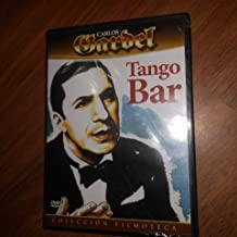 Carlos Gardel // Tango Bar // (Dvd Movie) Coleccion Filmoteca (Disconet)