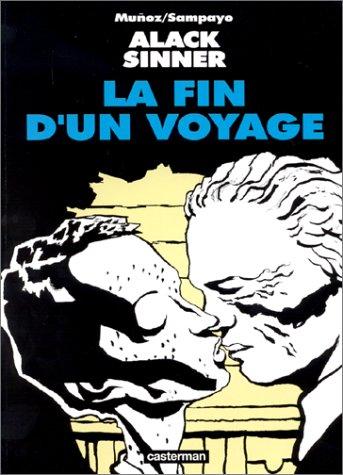 Alack Sinner, tome 7 : La Fin d'un voyage