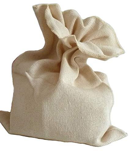 Kartoffelpresssack mit Kochanleitung