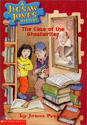 The Case of the Ghostwriter (Jigsaw Jones Mystery)の詳細を見る