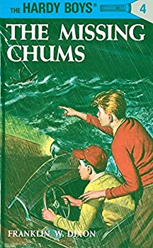 Hardcover The Missing Chums (Hardy Boys, Book 4) Book