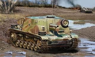 Dragon Models 15cm Sturm Infanteriegeschütz 33 Smart Kit, 1/35-Scale