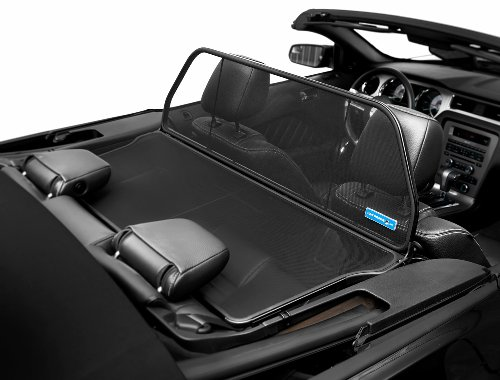 Love The Drive 2005-2014 Mustang Convertible Wind Deflector Screen (for Vehicle Without Light/Style Bar)
