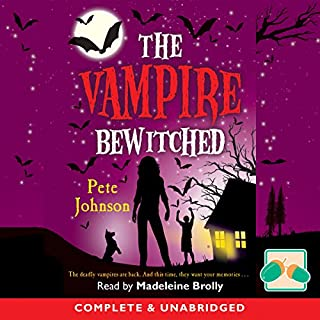 The Vampire Bewitched cover art