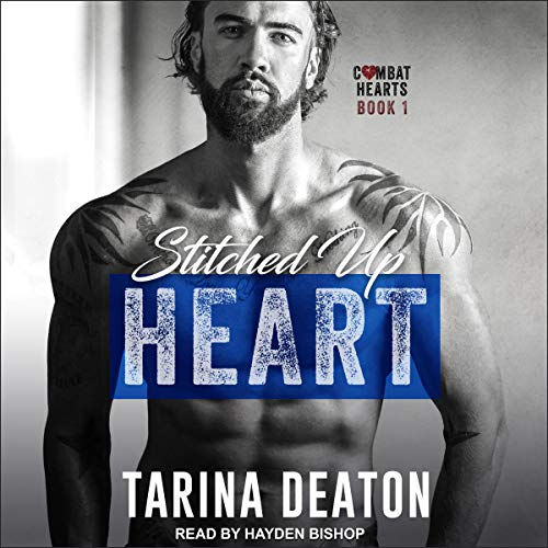 Stitched Up Heart audiobook cover art