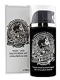 John Whiskers Tages- und Nachtcreme – Made in Germany – mit Hyaluron und Q10 – Gesichtspflege und Feuchtigkeitscreme für Männer