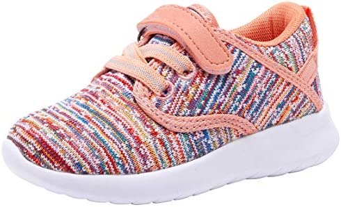 COODO Toddler Kid s Sneakers Boys Girls Cute Casual Running Shoes 5 Toddler Multicoloured product image