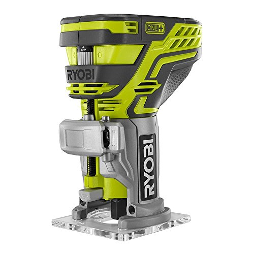 Ryobi ONE+ Trim Router (Bare-Tool) (Renewed)