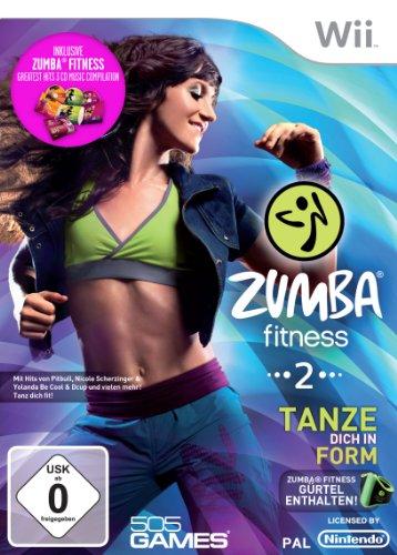 Zumba Fitness 2 - Special Edition (inkl. Fitness-Gürtel und 3 Zumba-Fitness Musik CD\'s)