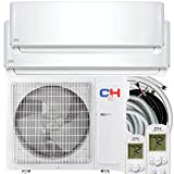 COOPER AND HUNTER Multi Zone Dual 2 Zone 12000 18000 Ductless Mini Split Air Conditioner Heat Pump Full Set WiFi Ready Energy Star