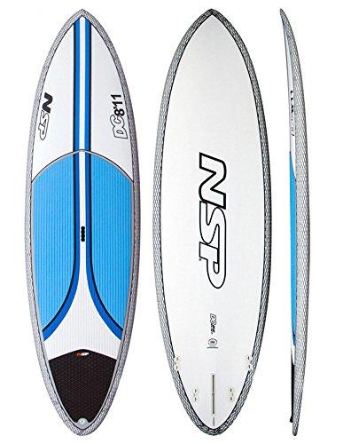Tabla de Paddle Surf rígida DC Surf Pro NSP