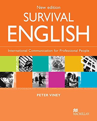 New Edition Survival English Student Book: Student's Book with Audio CD