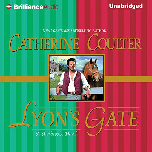 Lyon's Gate audiobook cover art