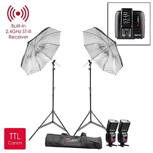 LIVE 580II TTL Speedlite Set *2 Jaar UK Garantie *Snelle levering *UK Stock *BTW Geregistreerd, Canon, Twin Kit Accessories Kit