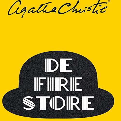 De fire store audiobook cover art