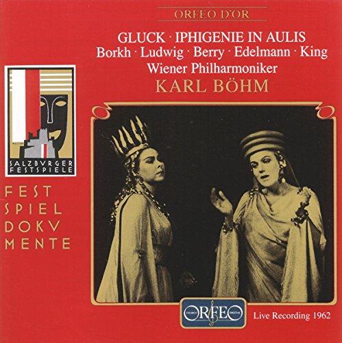 Gluck: Iphigenie In Aulis