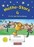 Mathe-Stars - Fit für die nächste Klasse: Fit für die 5. Klasse - Übungsheft - Mit Lösungen