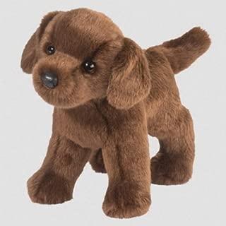 Douglas Cuddle Toys TUCKER Chocolate Lab