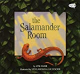 The Salamander Room (Dragonfly Paperbacks)