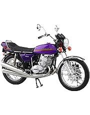 スカイネット 1/12 完成品バイク カワサキ 750SS MACH IV ヨーロッパ仕様 キャンディーパープル