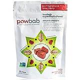 Powbab Baobab Superfruit Chews - 750mg Raw Baobab Powder Organic. Natural Immune Booster, 100% Antioxidants...