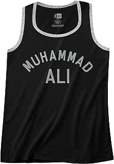 Muhammad Ali Icons Archli Adult Tank Top Shirt