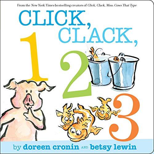 Click, Clack, 123 (A Click Clack Book)