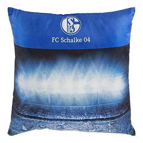 Schalke 04 FC Kissen mit LED Arena