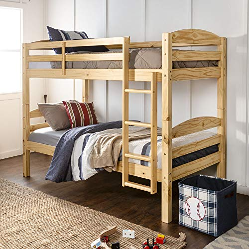 Classic Wood Twin Bunk Bed CRAZY CHEAP!