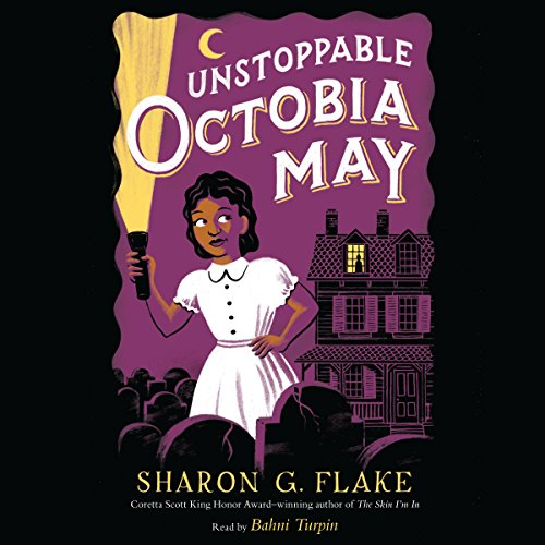 Unstoppable Octobia May audiobook cover art