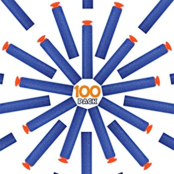 nerf suction darts 100 pack