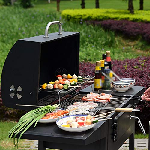 51A9l5Orp2L. SL500  - wanhaishop Camping Grill Großer Grill im Freien Home Charcoal Grill Field Barbecue Picknickgrill