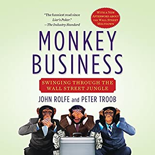 Couverture de Monkey Business