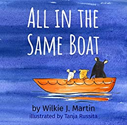 All In The Same Boat: Shocking New Grim Modern Fable About Greed Featuring A Rat, A Mouse, A Gerbil And A Shark