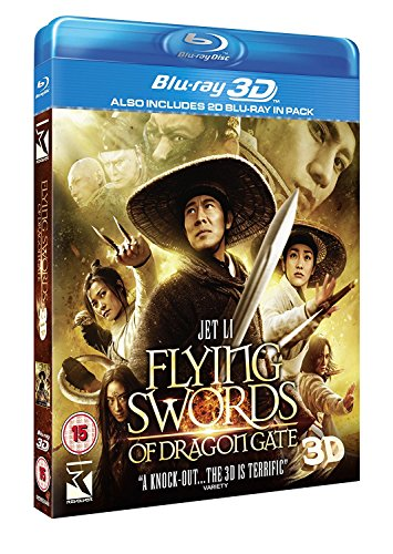 The Flying Swords of Dragon Gate [3D Blu-ray] [UK Import]