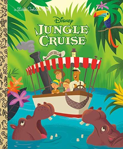 Jungle Cruise (Disney Classic) (A Little Golden Book)