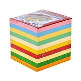 MP PN030N - Taco de notas, 850 hojas, multicolor