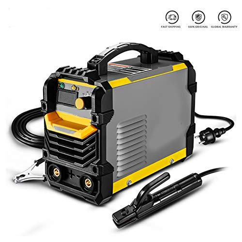 LWQ Soldador, Serie CAD Inversor IGBT 220V Arco Máquina De Soldadura MMA Soldador para Soldar Y De Trabajo Eléctrico W/Accesorios