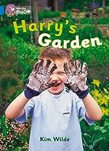 Collins Big Cat - Harry's Garden: Band 04/Blue by Kim Wilde (2012-06-04)